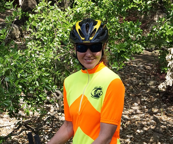 High Visibility Cycling Jersey for Men and Women