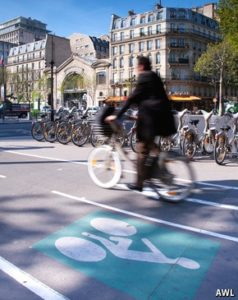 Worldwide Bicycle Sharing can Help Improve the Realtionship Between Cars and Drivers, as Well as Bike Safety