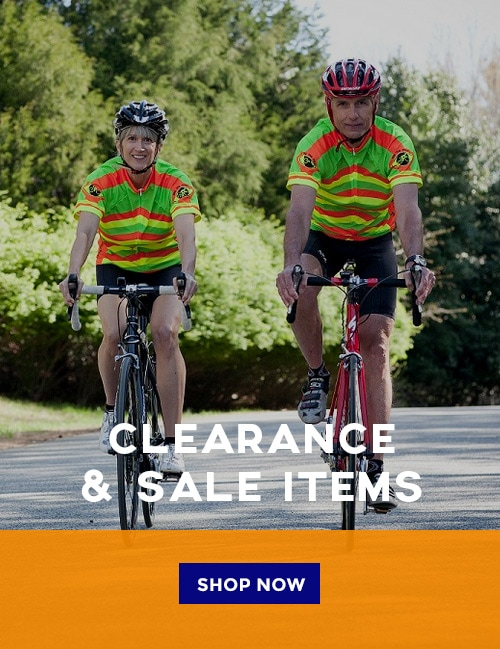 Discounted Cycling Jerseys