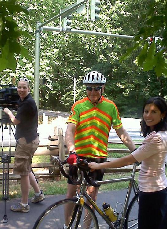 see me wear cycling jerseys press